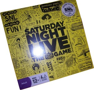 SNL Saturday Night Live Trivia Game SNL