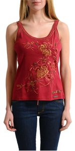 John Galliano Top Red