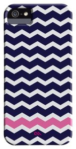 Case-Mate Case-Mate Studio Barely There Zig Zag Chevron Case Cover iPhone 5/5S