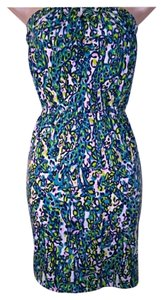Lilly Pulitzer short dress its a catch in sea blue on Tradesy