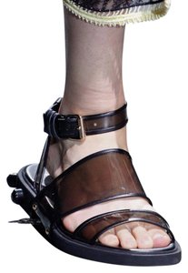 Givenchy Black Sandals