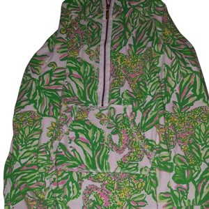 Lilly Pulitzer seeing pink elephants Jacket
