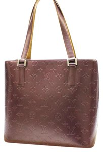 Louis Vuitton Tote in Purple Mat