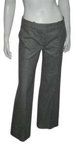 Chloé Straight Pants GRAY