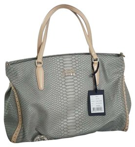 Roberto Cavalli Tote in Grey