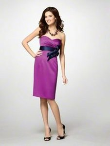 Alfred Angelo Violet 7122 Dress