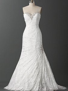 Alfred Angelo 2396 The Juliet Wedding Dress