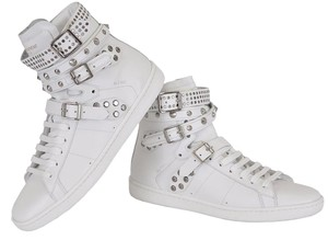 Saint Laurent High Tops White Athletic