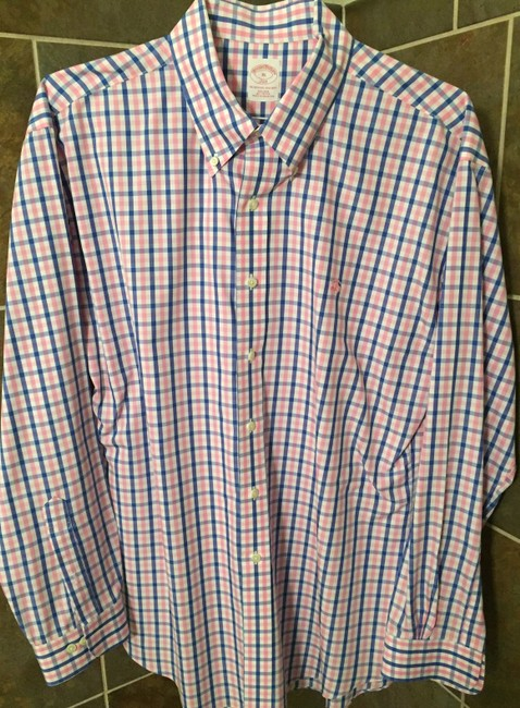 Brooks Brothers Mens Shirts Mens Dress Shirt Mens Mens Mens Button Down Shirt Image 4