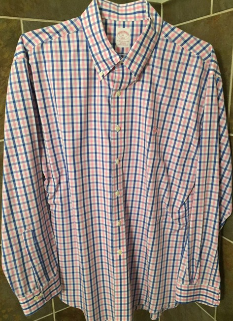 Brooks Brothers Mens Shirts Mens Dress Shirt Mens Mens Mens Button Down Shirt Image 8