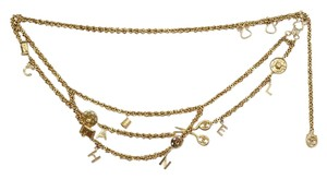 Chanel Chanel Chain Seamstress Charm Belt