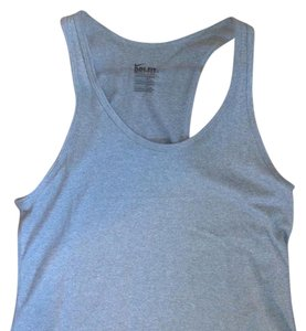 Nike Nike Dri-fit Racerback Tank Heather Gray