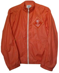 Levi's Olympic Collector's Item Orange Jacket