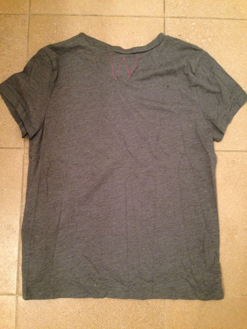 Old Navy Graphic Guitar T Shirt gray