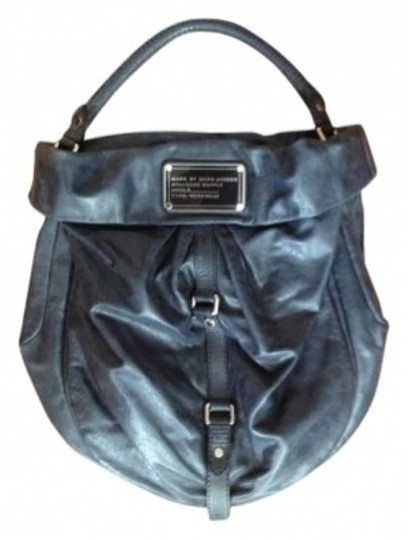 Preload https://item5.tradesy.com/images/marc-by-marc-jacobs-deep-blue-leather-hobo-bag-15689-0-0.jpg?width=440&height=440
