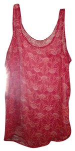 Old Navy Top red/pink