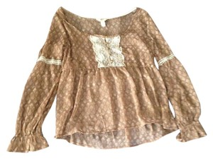 Arizona Jean Company Top light brown
