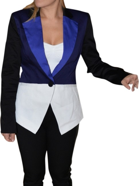 Peter Pilotto Color block Blazer