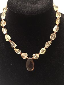 Zales Gemstone necklace