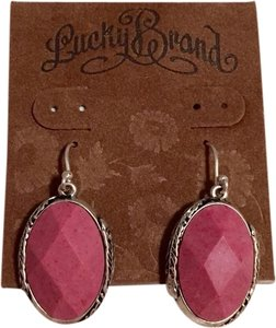 Lucky Brand Lucky Brand Semi Precious Earrings