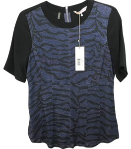Rebecca Taylor T Shirt Midnight Blue