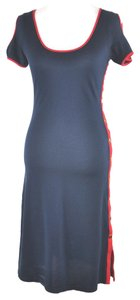 L.A.M.B. short dress Blue on Tradesy