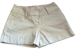 Express Mini/Short Shorts Khaki