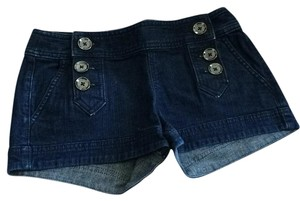 Express Mini/Short Shorts Denim