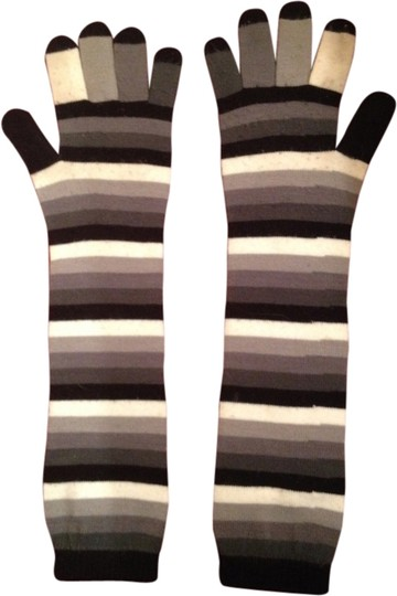 Other Long Striped Gloves