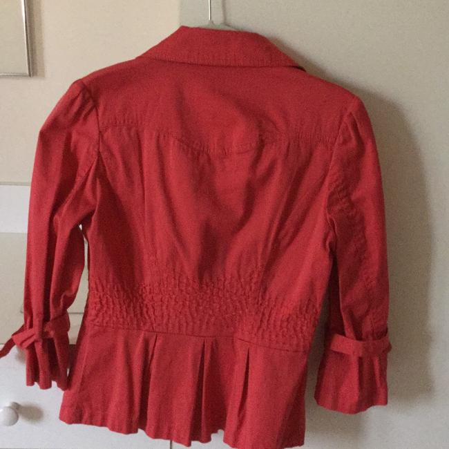 American Rag Muted coral Blazer Image 2