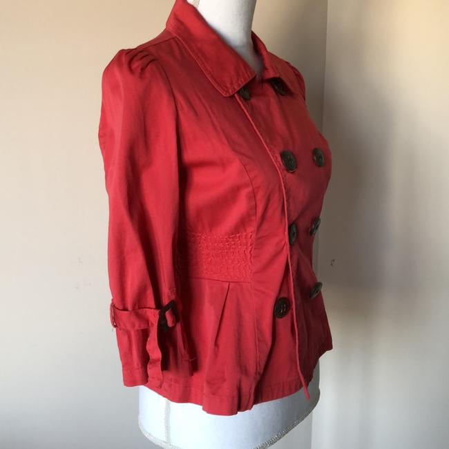American Rag Muted coral Blazer Image 4