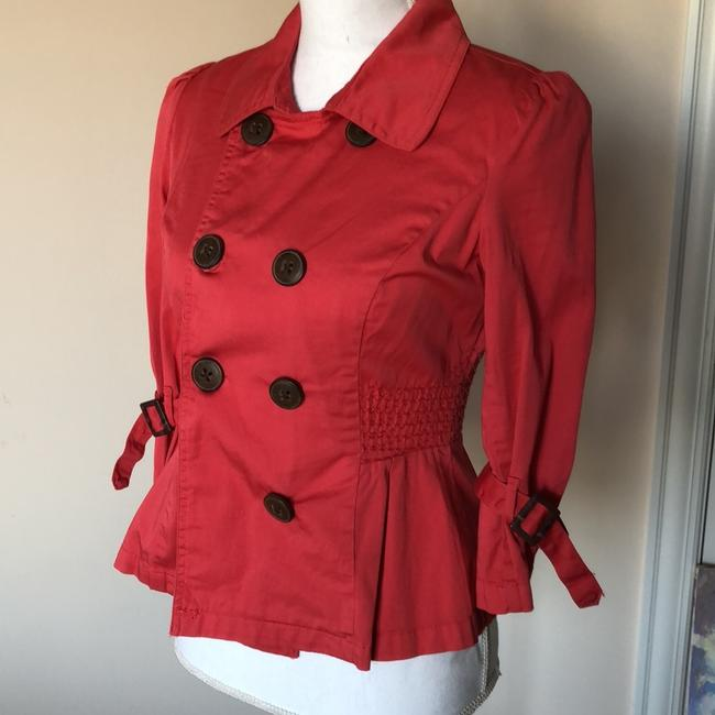 American Rag Muted coral Blazer Image 7