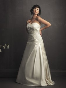 Allure Bridals Allure Women W255 Wedding Dress