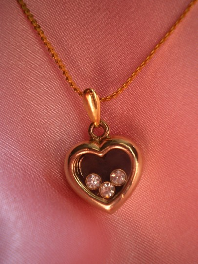 Other Heart w/floating crystals