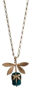 Tory Burch Tory Burch Dragonfly Pendant Necklace