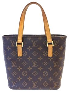 Louis Vuitton Pm Satchel in Monogram