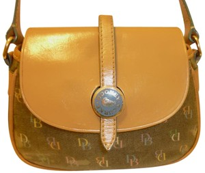 Dooney & Bourke Refurbished Monogram Small Shoulder Bag