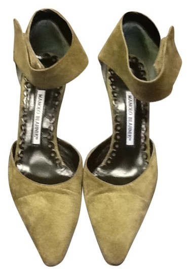 Preload https://item3.tradesy.com/images/manolo-blahnik-olive-suede-pumps-size-us-75-156962-0-0.jpg?width=440&height=440