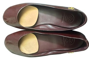Tory Burch Wine Flats