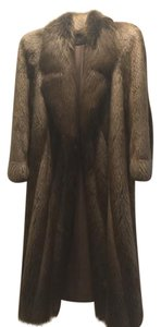 Marshall Fields Private Fur Collection Fur Coat