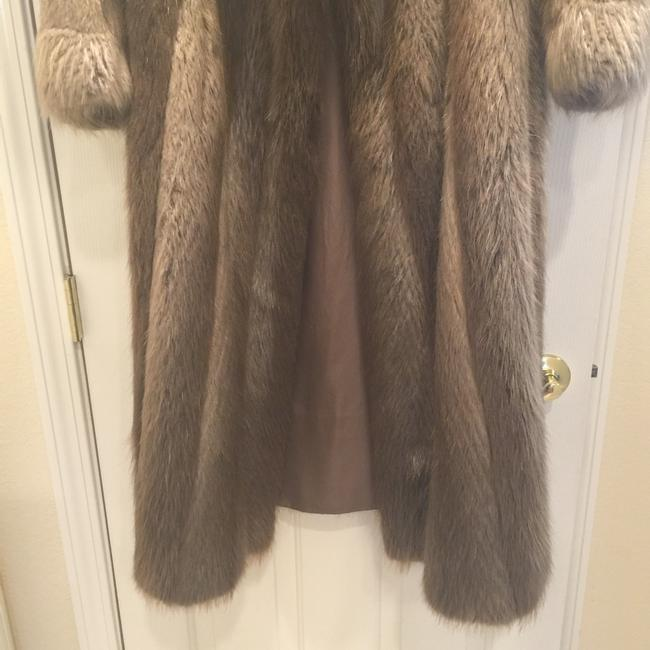 Marshall Fields Private Fur Collection Fur Coat Image 2