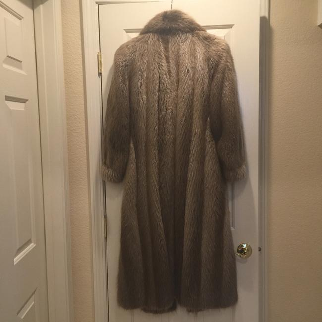 Marshall Fields Private Fur Collection Fur Coat Image 3