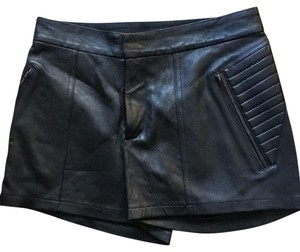 Theory Mini/Short Shorts Black