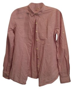 Mossimo Supply Co. Button Down Shirt purple