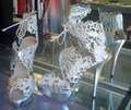 Charlotte Olympia Silver Platforms Image 1