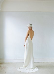 Maia Slip Gown- Alexandra Grecco Bride Wedding Dress
