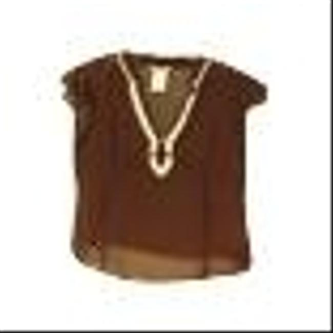 Preload https://item1.tradesy.com/images/speechless-chocolate-brown-with-irony-trim-blouse-size-16-xl-plus-0x-156990-0-0.jpg?width=400&height=650
