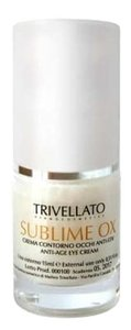 Trivellato Dermocosmetics Sublime Ox Anti-Age Eye Cream-Natural Ingredients, Made in Italy