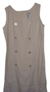 Moda International short dress Beige on Tradesy