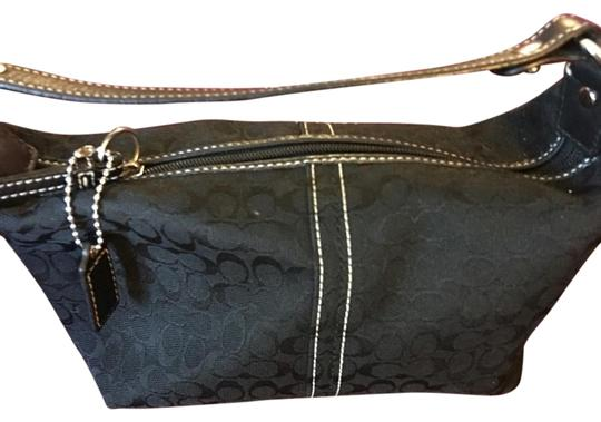 Preload https://item2.tradesy.com/images/coach-cloth-and-leather-satchel-15700096-0-1.jpg?width=440&height=440